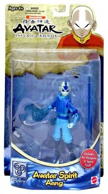 Avatar the Last Airbender Aang Action Figure [Avatar Spirit] for sale  Suffern