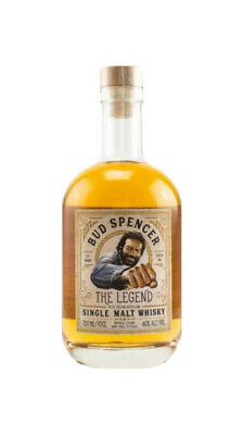 Bud Spencer The Legend Single Malt Whisky #Batch 1 ! Rar 0,7 Liter 46 % Vol.