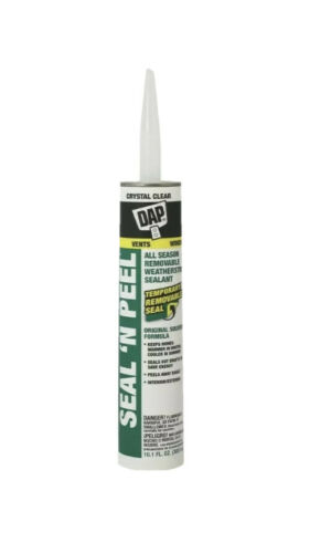 DAP #18324 10.1 OZ Seal 'N Peel Caulk