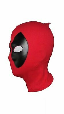 Deadpool Mask Balaclava Adults/Kids Super Hero Fancy Dress Costume Accessory