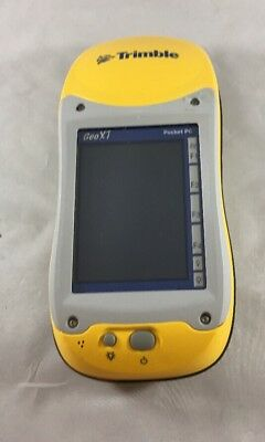 Trimble Geoxt Pocket Pc Geoexplorer Pn 50950-20 Fast Ship G24