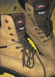 "Dickies thinsulated Steele Toed work Boots Size""10"