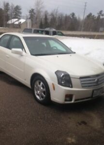 2006 Cadillac CTS ONLY 18,000km!!! FULLY LOADED