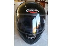 Caberg crash helmet - large