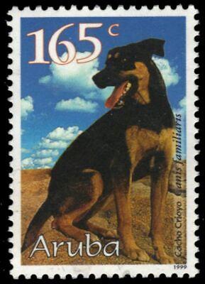 ARUBA 177 - Local Domestic Dogs Issue (pb18883)