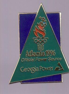 1996 Georgia Power Atlanta Olympic Pin 1