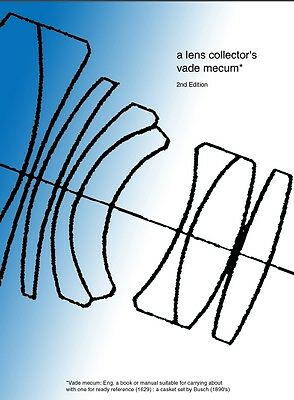 Lens Collectors Vade Mecum Book Download  OVER 1,000 pages
