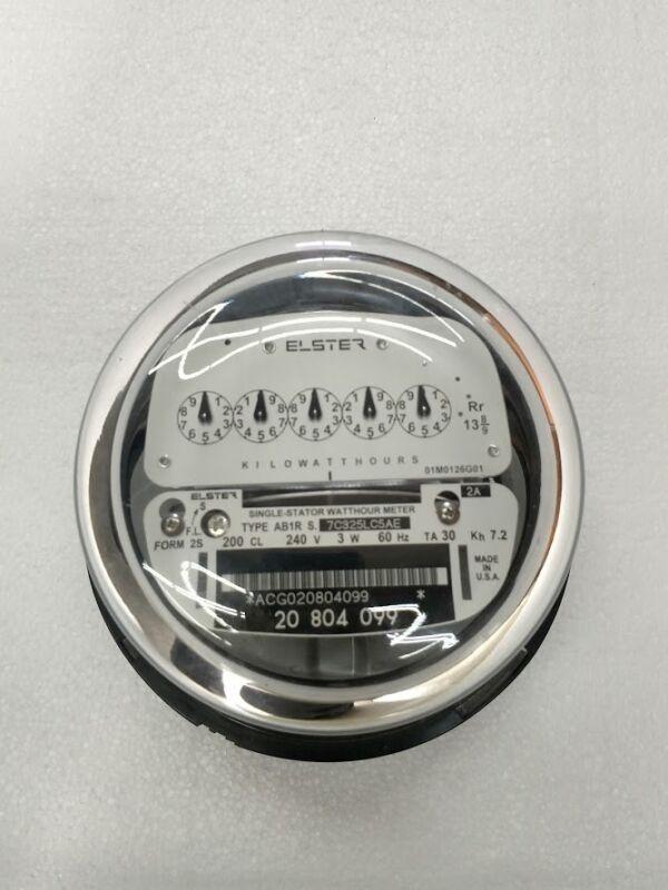 Single-Stator Watthour Meter - Power Meter - Electric Meter - ABB - ELSTER