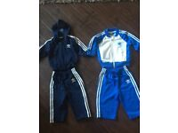 Brand New Adidas tracksuit - size 6 months