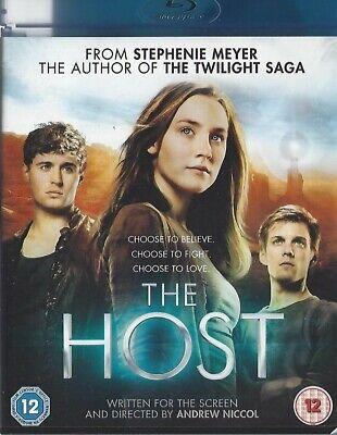 The Host (Blu-ray 2013 - Saoirse Ronan - Max Irons) T2TCDVD1443 (vg) E08