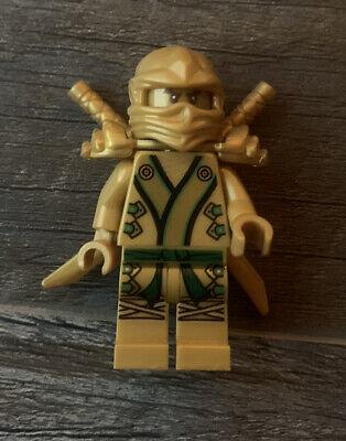 2013 Lego Ninjago Lloyd Golden Ninja Minifigure - 70503 70505 71239 Final Battle