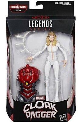 Marvel Legends Spider-Man Wave 10 Dagger with Sp//dr BAF Piece Pre-Order