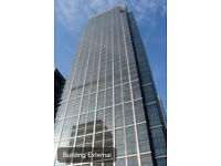 DOCKLANDS Office Space to Let, E14 - Flexible Terms   2 - 85 people