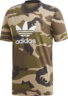 Adidas Jersey Cap (Jersey-T-Shirt Mann Adidas Originals DV2067 Cap Tee Militär Mul Neu Ovp)