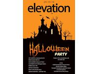 Elevation Secret Halloween Party (Guildford)