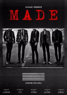 BIGBANG Made in Sydney: 2x General Standing tickets Fraser Belconnen Area Preview