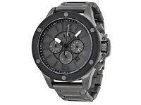 Armani Exchange Men's AX1514 Grey Stainless-Steel Quartz Watch