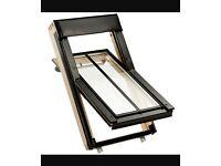 4 x Keylite Roof Windows Inc. Flashing for Slate Roof (Velux Style)