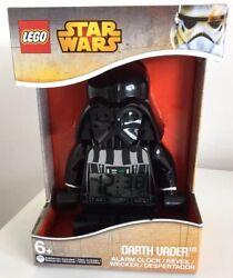New Lego Star Wars Alarm Clock Darth Vader Light Digital LED Display 9002113