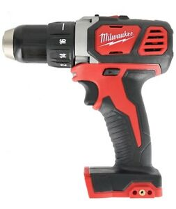 Milwaukee M18 drill / drille NEUF new 2606-20 outil seulement