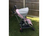 Silver cross stroller buggy pushchair pram