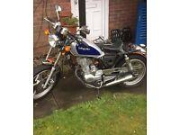 125 motorbike