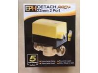 MOTORISED VALVE 22mm 2 portEPH BRAND NEW PLUMBING HEATNG FREE UK POSTAGE