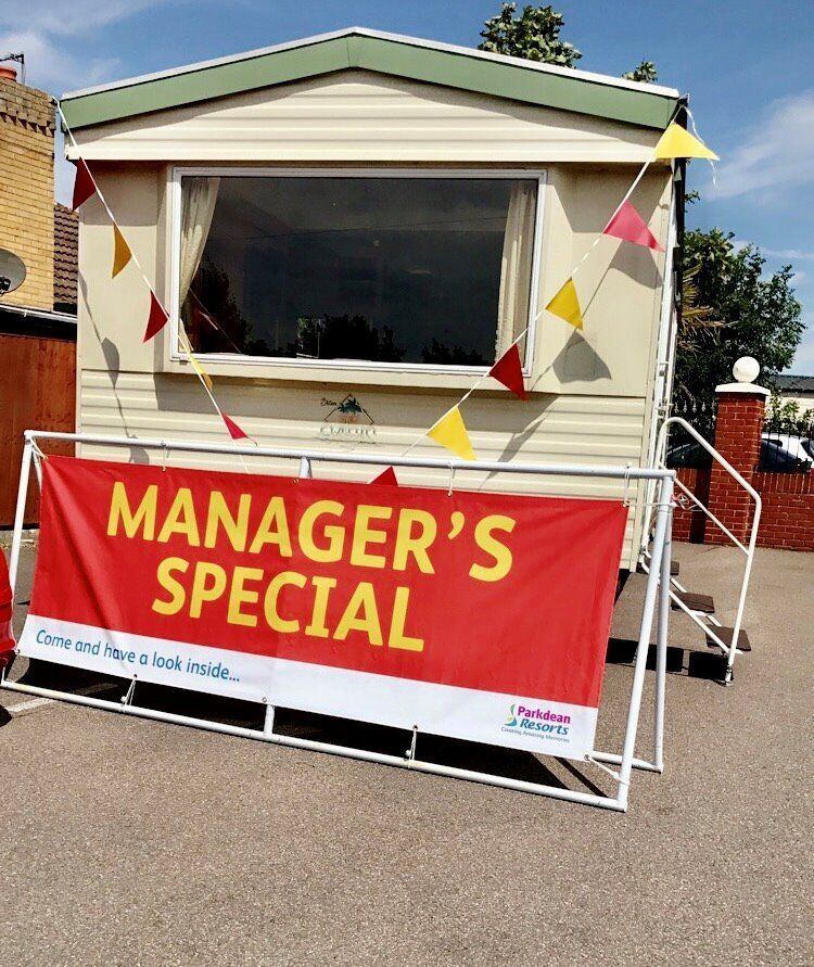 Holiday homes for sale, only 13376!!!! PITCH FEES INCLUDED!! Clacton on sea, Essex
