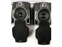 L & R AIWA speakers for sale.