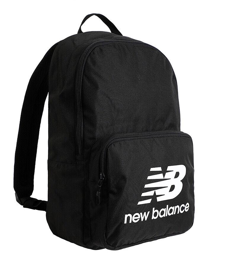 New Balance Team Classic Backpack Black BG03208G | eBay