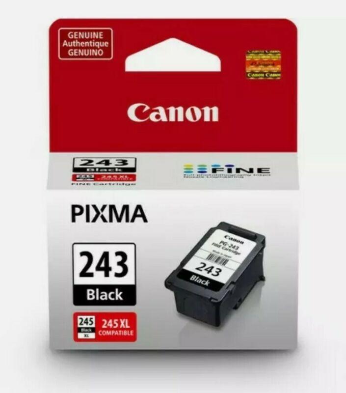 Genuine Canon PG 243 Black Ink Cartridge (1287C001)