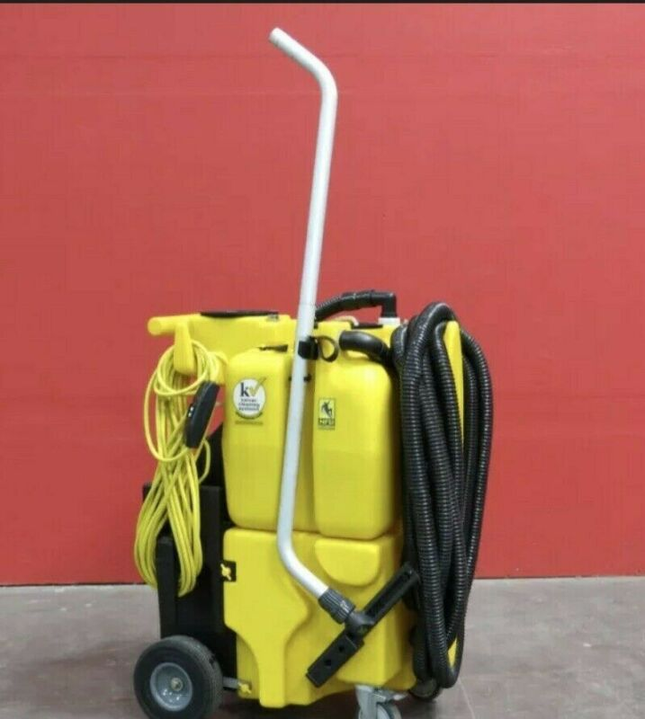 KaiVac 1750 - No Touch All in One Cleaning Machine - Kaivac Cleaning Systems
