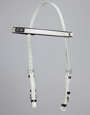 Synthetic Halter Bridle (Brand New Zilco SS Endurance Bridle (Halter and Headstall) 2 Part Bridle )