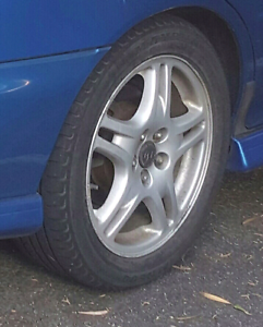 SWAP for wheels suiting 02WRX Unley Unley Area Preview