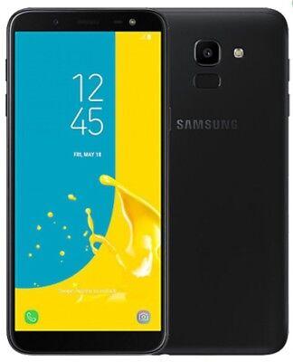 Samsung Galaxy J6 2018 Smartphone Nero 32 GB espandibili, Dual sim NO BRAND