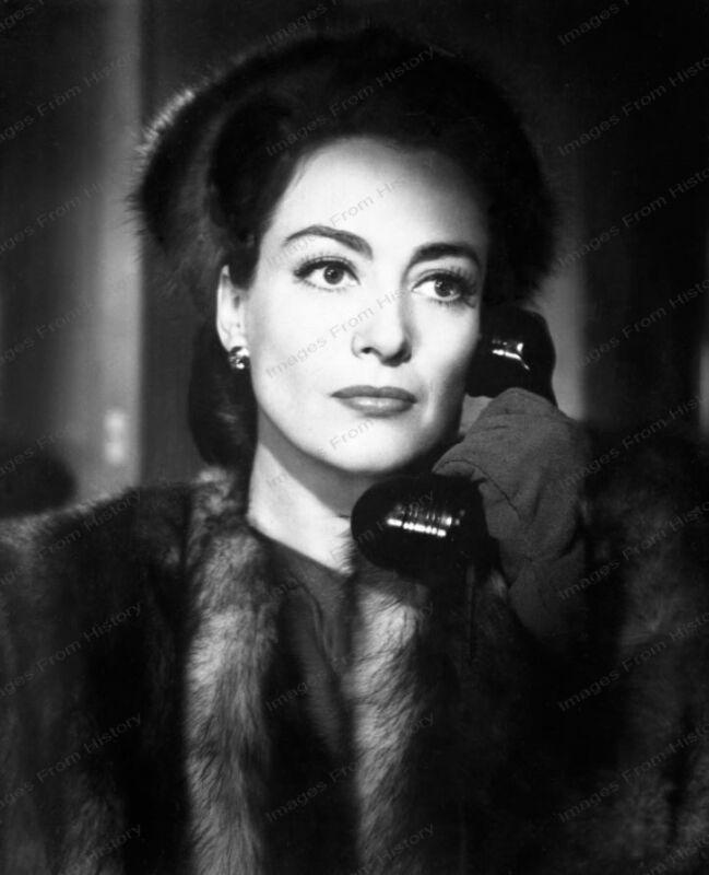 8x10 Print Joan Crawford Mildred Pierce 1945 #5502713