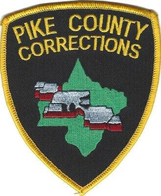 PENNSYLVANIA - Pike County Corrections patch