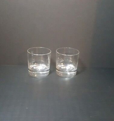 el Jimador Tequila rocks glasses set of 2