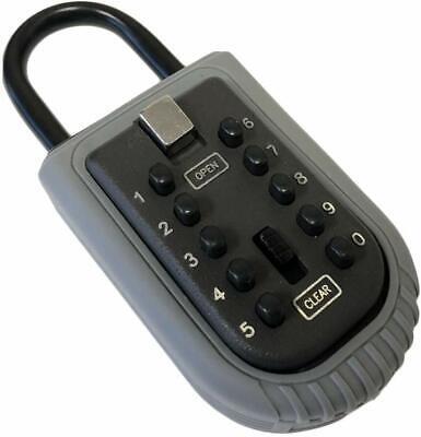Realtor Outdoor Key Lock Box Spare Key Storage Box