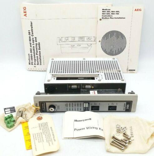 AEG Modicon PC-0984-385 Programmable Controller