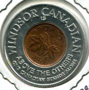 Encased Canadian