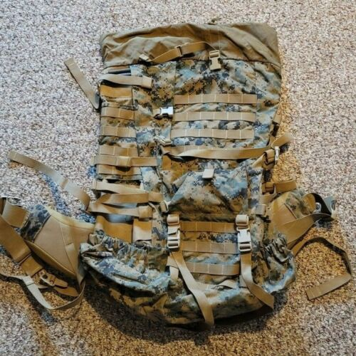 USMC  Arcteryx ILBE  Pack Mountaineering Hunting Camping Backpack Rucksack