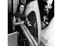 Wedding and Events Harpist