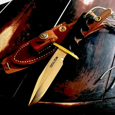 RANDALL #14 ATTACK MINI KNIFE C STYLE SHEATH MINT UNUSED AWESOME COMBAT