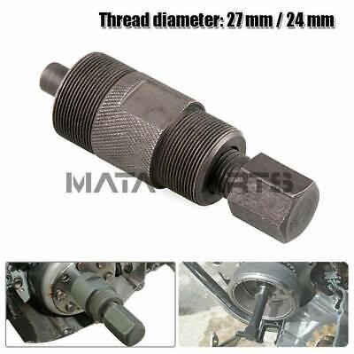 27 / 24mm Flywheel Puller Magneto Motor Stator Repair Tools Fit For Yamaha