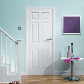 x2 Woburn Grained doors
