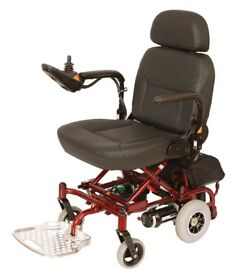 ultralite power wheelchair as new condition