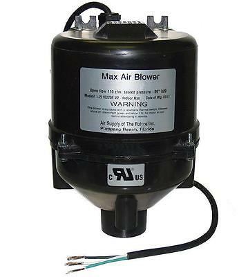 - Sundance® Spa 880 Series Hot Tub Air Blower for 2005+ 1HP, 230V - 6500-148