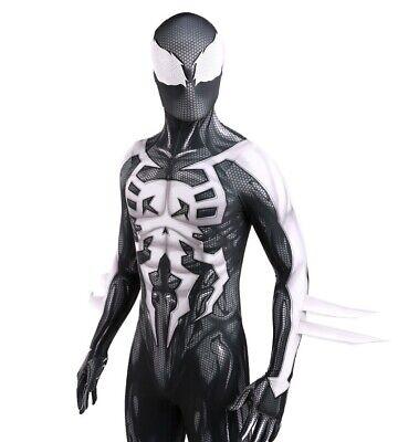 2099 Ultimate Spider-Man Muscle Jumpsuit Spiderman Cosplay Costume Halloween - Spiderman 2099 Costume