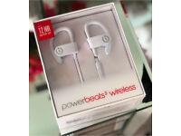 BEATS BY DR DRE WIRELESS 3 POWERBEATS IN EARPHONES BRAND NEW GENUINE